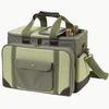 Picnic at Ascot  Deluxe Picnic Cooler for Four Hamptons