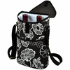Picnic at Ascot  Double Bottle Carrier  Night Bloom