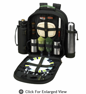 Picnic at Ascot  ECO Picnic Backpack  with Coffee  for Two