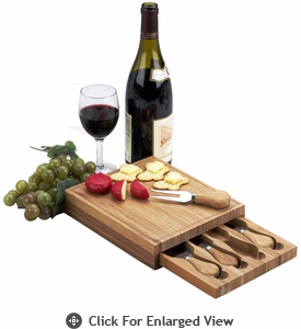 Picnic at Ascot  Edam Cheese  Board Set