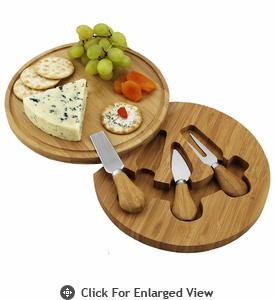 Picnic at Ascot  Feta Cheese Board Set