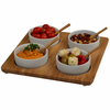 Picnic at Ascot  Four Bowl Square  Serving Platter