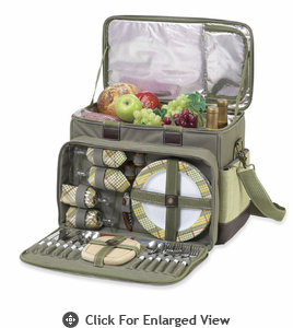 Picnic at Ascot Hamptons  Deluxe Picnic Cooler for Four