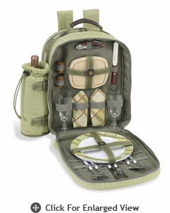 Picnic at Ascot Hamptons  Picnic Backpack for Two