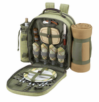 Picnic at Ascot   Picnic Backpacks  for Four