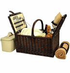 Picnic at Ascot   Picnic Baskets  for Four