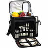 Picnic at Ascot Picnic Cooler for 2 w/ Coffee Set London Plaid