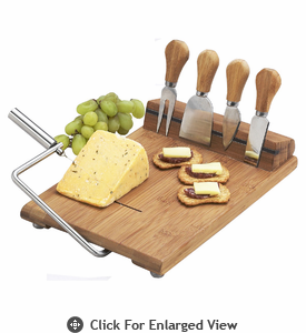 Picnic at Ascot  Silton Cheese Board Set