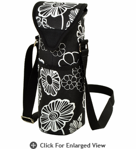 Picnic at Ascot  Single Bottel Carrier  Night Bloom