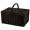 Picnic at Ascot  Surry Picnic Basket with Blanket and Coffee set  for Two
