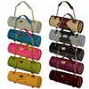 Picnic at Ascot  Wine Carrier and Purse  Straw/Brown