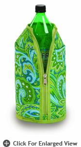 Picnic Plus 2 Liter Jacket Green Paisley