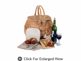 Picnic Plus 2 Person Eco Picnic Basket