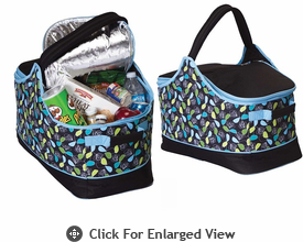 Picnic Plus Arista 4 Person Picnic Totes