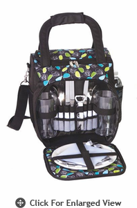 Picnic Plus Bailey 2 Person Picnic Totes