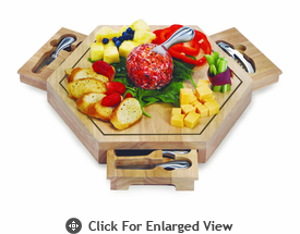 Picnic Plus Bergamo Cheese Board Out of Stock until 11/5/13