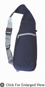 Picnic Plus Bottle Sling  Navy