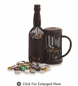Picnic Plus Cap Caddy  Beer Mug