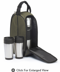 Picnic Plus Coffee Campanion Brown