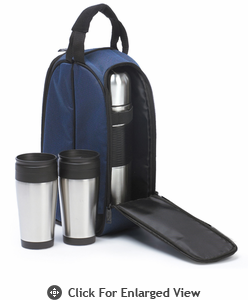 Picnic Plus Coffee Campanion Navy