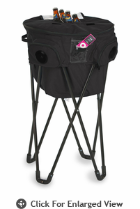 Picnic Plus Cooladio Music Tub Cooler Black