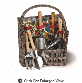 Picnic Plus Countryside Garden Basket  Floribunda