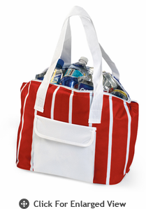 Picnic Plus Delray Cooler Bag Red