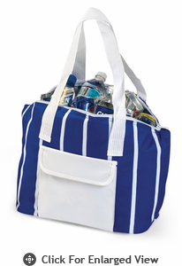 Picnic Plus Delray Cooler Bag Royal Blue