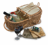 Picnic Plus Eco Wine and Cheese Basket