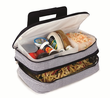 Picnic Plus<br> Entertainer Hot & Cold <br>Food Carrier <br>Houndstooth