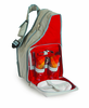 Picnic Plus Fiesta 2 Person Slingback Picnic Set Red