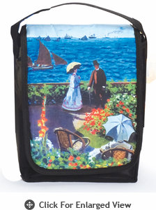Picnic Plus Gallery Lunch Bag Garden