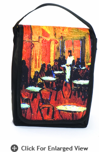 Picnic Plus Gallery Lunch Bag Night Café