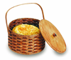 Picnic Plus Independence Double Round Pie Basket
