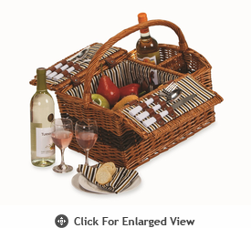Picnic Plus Largo 2 Person Picnic Basket Out of Stock until 11/6/13