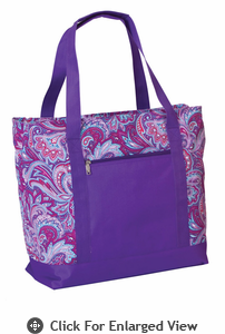 Picnic Plus Lido 2 in 1 Cooler Bag Purple Envy