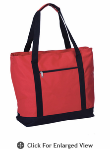 Picnic Plus Lido 2 in 1 Cooler Bag Red Black