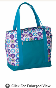 Picnic Plus Lido 2 in 1 Cooler Bag Sea Glass