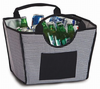 Picnic Plus Louella Foldable Cooler Houndstooth