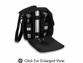 Picnic Plus Magellan Coffee Set Black