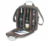 Picnic Plus Magellan Wine & Cheese Tote Clay