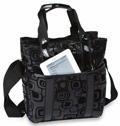 Picnic Plus Main Liner Hybrid Tote Graphix Black