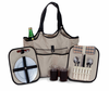 Picnic Plus Palmetto 2 Person Picnic Tote Cream