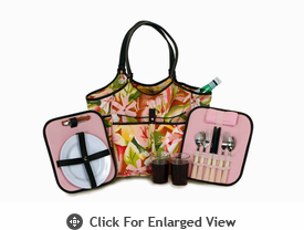 Picnic Plus Palmetto 2 Person Picnic Totes