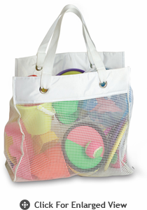 Picnic Plus Reuse Tote White
