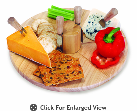 Picnic Plus Salerno Cheese Board