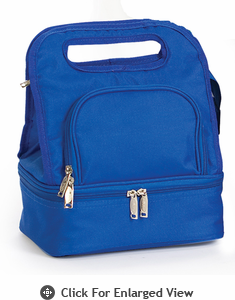 Picnic Plus Savoy Lunch Bag Royal Blue