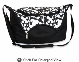 Picnic Plus Serendipity Cooler Black White