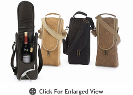 Picnic Plus Single Bottle Carriers