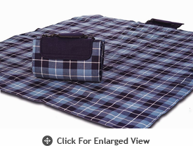 Picnic Plus Small Mega Mat Blue Bayou